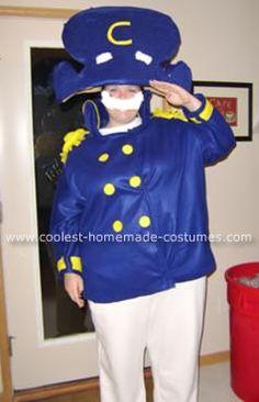 Coolest Captain Crunch Costume