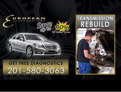 Sorry, but if this deal doesn't get rid of your Monday blues then we don't know what will! European Exchange is offering transmission rebuilds in NJ with savings up to 6️⃣️0️⃣️% off dealer prices! Give us a call or visit our website for more info!