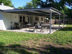 Wood Porch With Cover | Metal Patio Covers | Metalink   Austin, TX | House  Stuff | Pinterest | Metal Patio Covers, Patios And Porch