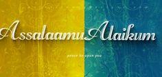 Assalaamu Alaikum FB Timeline Cover