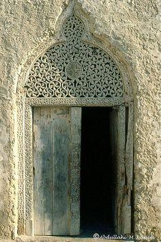 Intricate Door, Shangani, Mogadishu