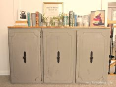 cabinets-turned_storage  I could do this for a table by the front door - the entry is huge must do 2