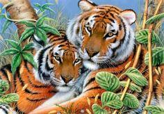 ANIMALES DECOUPAGE | Aprender manualidades es facilisimo.com