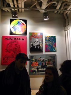 URBAN NATION GALLERY, Berlin Cut it out show