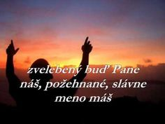 Simona Martausová - Nádherný Svätý - YouTube