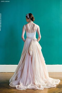 Carol Hannah Wedding Dresses 2013 Part II (attire, bridal, bride, dress, dressed, dresses, gowns) - Loverly