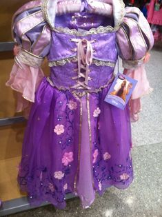 Disney's Limited Edition Costume Line: Snow White, Belle, Rapunzel, Ariel, Cinderella, Elsa, Anna, Aurora / Sleeping Beauty, Jasmine — Princess Rants