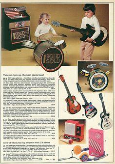 1983-xx-xx Montgomery Ward Christmas Catalog P091 Montgomery Ward, Christmas Catalogs, Solid Gold, Music, Fun, Vintage, Musica, Musik, Muziek