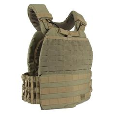 PURPOSE: Our new line of TacTec Plate Carriers offer protection where you need it most, creating a bulwark of superior penetration resistance without the weight or bulkiness of a traditional flak jack