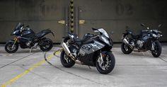 BMW Unveils New S 1000 RR, S 1000 R & S 1000 XR Bikes [139 Pics] #BMW #Galleries