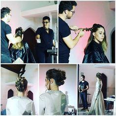 Stellenbosch Hair Accedemy || Event in our Church Studio || Roodebloem Studios Studios, Ruffle Blouse, Events, Hair, Tops, Women, Fashion, Moda, Women's