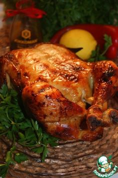 """Секретная"" курица - кулинарный рецепт"