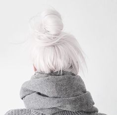 #White #Hair  #Inspi