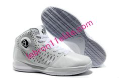 quality design 34a71 17229 Buy All Low White Adidas Adizero Rose 3,Derrick Rose Shoes 2013 G48868 With  64.34