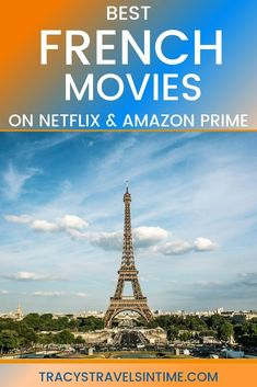 Are you looking for the best French movies to watch on Netflix or Amazon Prime? This is my selection of must-watch French films to watch now - the perfect way to perfect your French Language skills and a great way to learn French too | French movies | French films | Netflix | Amazon Prime | #france #travel #frenchlanguage #speakfrench #europe #netflix #amazonprime