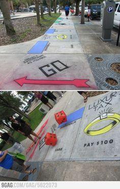 Monopoly Street