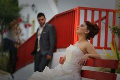 Wedding moments at the Kefalos Kefalos Beach, Beach Weddings, Wedding Moments, Mermaid Wedding, One Shoulder Wedding Dress, In This Moment, Wedding Dresses, Fashion, Weddings At The Beach