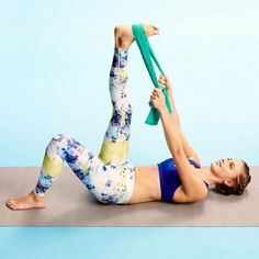 Post-Run Stretches: Hamstring Stretch