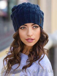Картинки по запросу вязаные шапки женские