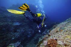 Underwater in Kenting