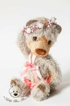 Freckle TEDworldwide 2nd place winner by By Softly Bear Paw | Bear Pile