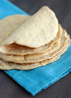 The new BEST low carb tortilla recipe, EVER!