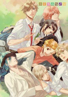 "Anime ""Starry ☆ Sky"""