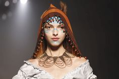 Vivienne Westwood Ready To Wear Fall Winter 2014 Paris - NOWFASHION