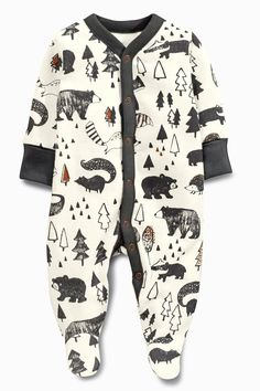 Image result for john lewis baby clothes woodland theme