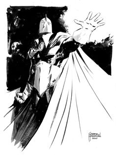 Doctor Fate by Gabriel Hardman