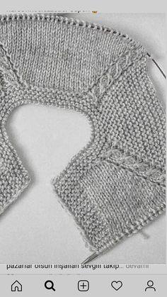 Easy Poncho sewing patterns - Sew GuideRavelry: Clara Sofia Saltflinga pattern by Ann Baby Cardigan Knitting Pattern, Baby Knitting Patterns, Knitting Stitches, Knitting Designs, Sewing Patterns, Knitting Machine, Lace Patterns, Dress Patterns, Crochet Patterns