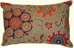 possible patterns for my living room. Decorative pillow