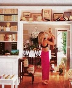 At home with India Hicks - Bahamas house