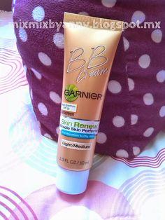 Mix Mix: BB Cream Garnier Skin Renew