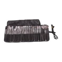 24 Pcs Elegant Professional Beauty Cosmetic Makeup Brush Set Kit with Free Case --- http://bizz.mx/105h