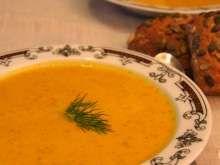 Kôprová smotanová polievka • Recept | svetvomne.sk Thai Red Curry, Ethnic Recipes, Food, Hoods, Meals
