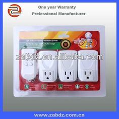 3ch intelligent wireless remote controlled types of electrical switches (ZABP-3) $0~$13