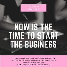 If you are: Wanting to start a coaching business Wanting to start a hair extension business online Wanting to start a podcast Wanting to be successful and make money!