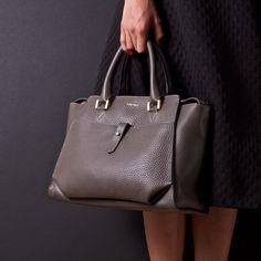 Rodtnes Falda bag - Smokey grey