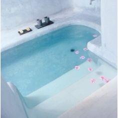 I want a tub like this!!!!