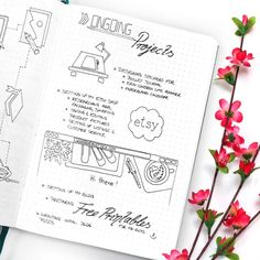 CREATING YOUR OWN BULLET JOURNAL SYSTEM Since my personal interests lie in the areas of personal development and creating a business that I love and care about my bullet journal reflects that as well. But should I suddenly decide that I want to travel the world and learn as many new languages as I possibly can, then I still could keep using my bullet journal. I would just adjust my system a bit.