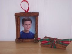 craft ornaments from cinnamon sticks