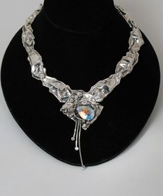 12.5 ct. Mystic Topaz Necklace