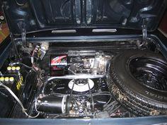 Restored Engine 2006