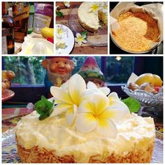 Tropical Pie Recipe Is A Heavenly Treat