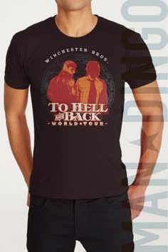 supernatural tshirt by mandingo. *grabby hands*