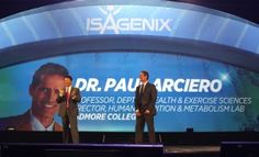 Isagenix has reinforced a continued commitment to investment in scientific research and providing independent clinical validation of its products by partnering with a number of universities, colleges, and independent organizations in the United States and Europe. Building on prior independent … Continue reading →