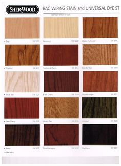 1000 Images About Wood Stains On Pinterest Stain Colors
