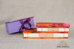 Cadernos para Atelier Leila Aguiar.