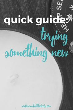 QUICK GUIDE: TRYING SOMETHING NEW     There are SO many reasons why trying something #sexually new to you can be of great benefit to your #sexlife - whether it's with a single partner, multiple partners, or your most reliable, skilled and good looking #sex partner - your damn self!